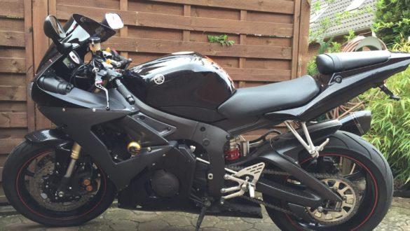 Motorrad-Yamaha-YZF-R6