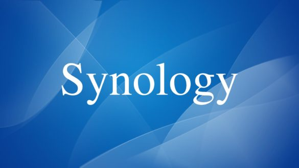 Logo: Synology