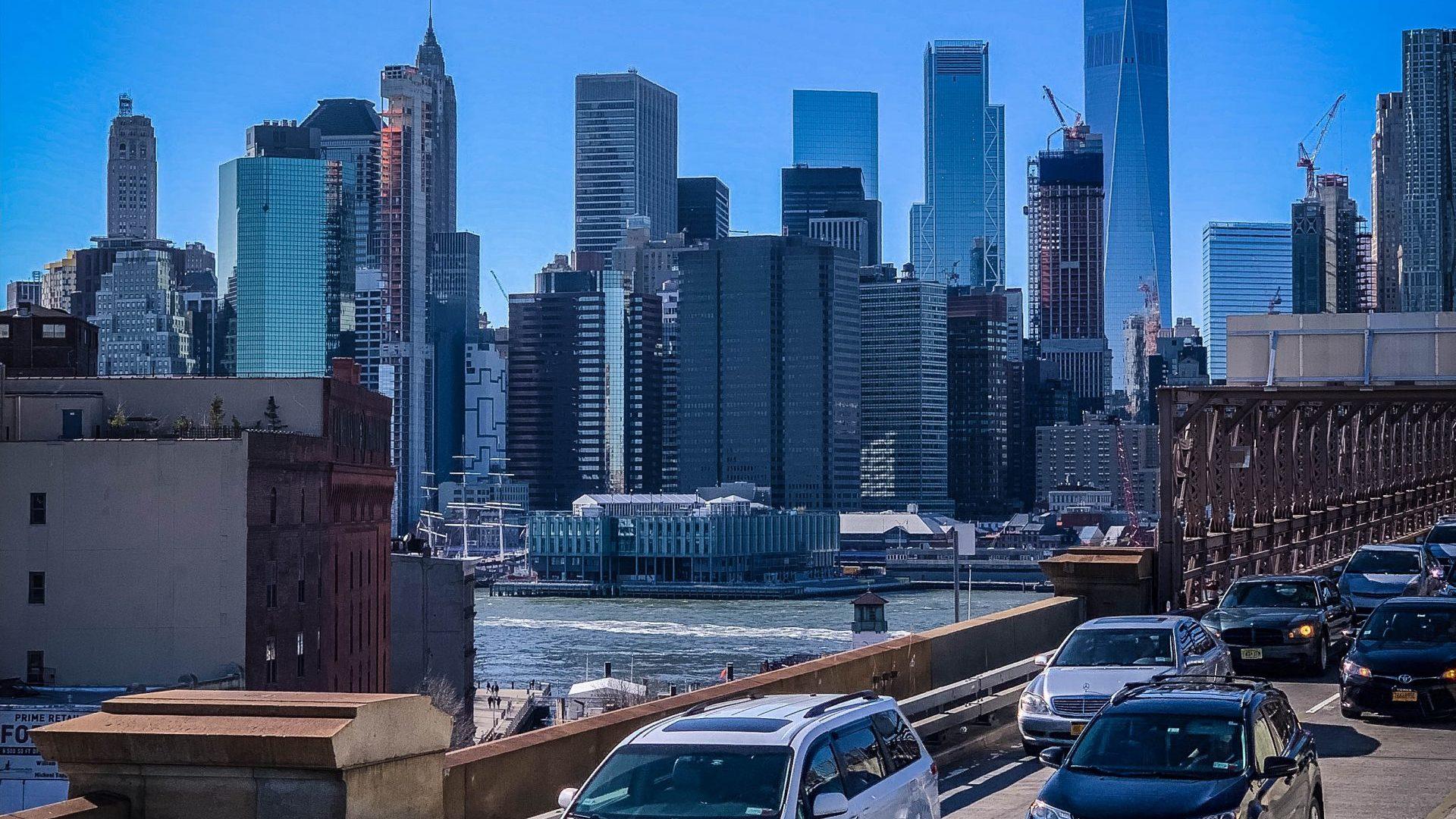 Skyline New York, USA